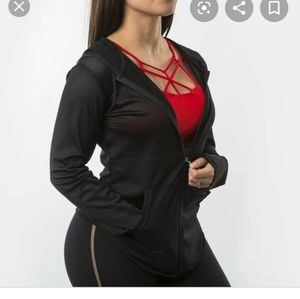 Buffbunny Spice Jacket in Black